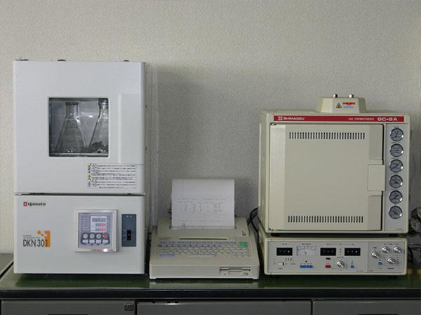 信和工業 ガスクロ検査装置 1台